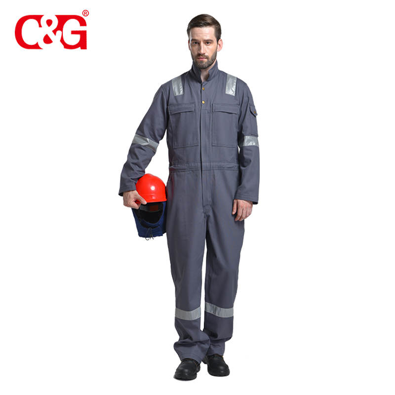 100% Cotton FR coverall
