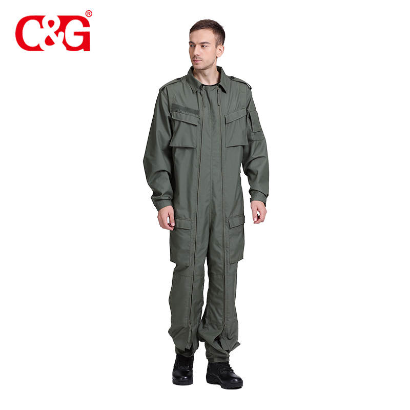 Military flight army tanker suit