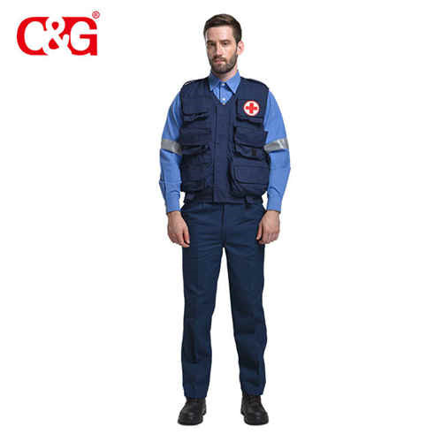 manufacture of protective clothing complete set
